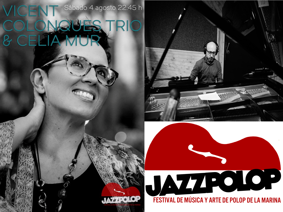 Vicent ColonQues trio & Celia Mur