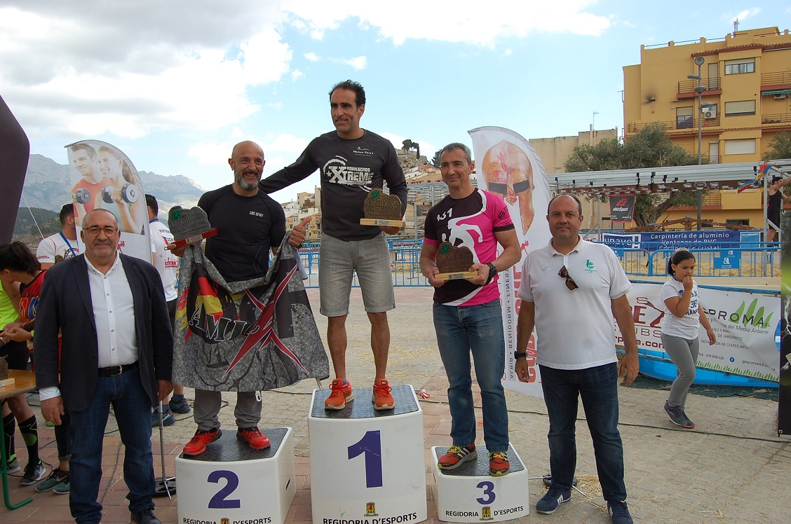 I Medieval Xtrem Race Polop